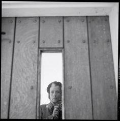 Vivian Maier - self portrait on the street