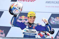 From Vroom Mag... Jorge Martin equals best ever result with 2nd in Texas