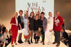 Hannover goes Fashion - beim Audi Fashion Award in Hamburg / die glücklichen Gewinnerinnen