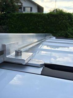Projektvorstellung günstiger Eigenbau-Dachträger aus Solarunterkonstruktion - VW California Diskussionen, Infos und Lösungen - Caliboard.de - die VW Camper Community Solar, T5 Camper, Campervan, Bose, Fiction, Projects