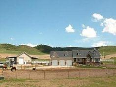 Home and horse property in Preston, Idaho
