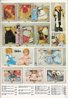 catalogue de jouets - 1979 -