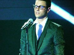 Ian Stratis_luciano pavarotti nessun dorma_Live Show 5_X Factor Greece