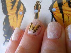 Nail art. Paramore!