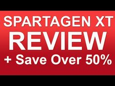 Spartagen XT Reviews - Here's What You Should Know - Nomeessentado