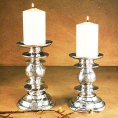 Beatriz Ball  -  Soho mediterraneo candle holders  -   www.shopriverrock.com