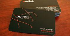 Emrah Serdaroglu Business Card