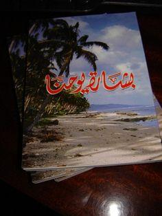 The Gospel of John in Arabic Language / Arabic New Van Dyck Version / 10th Print 2008
