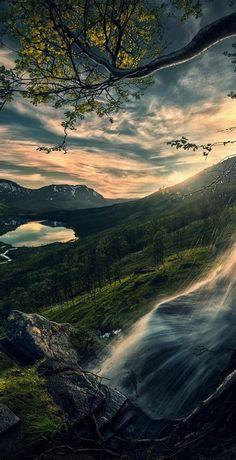 Wallpaper Plus | Naturbilder, Fantasielandschaft