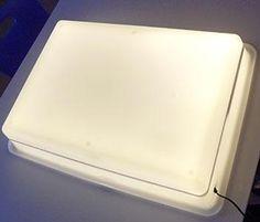 Â¿Hacemos esta mesa de Luz DIY en 10 minutos?