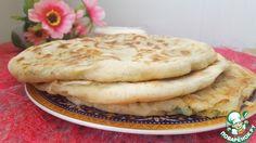 Алу парата -  индийские лепешки