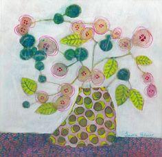 "Saatchi Art Artist Sandrine Pelissier; Painting, ""In Boston"" #art"