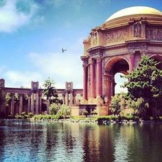 Palace of Fine Arts em San Francisco