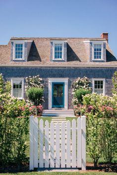A week on Nantucket Nantucket Style Homes, Nantucket Cottage, Nantucket Island, Beach Cottage Style, Beach Cottage Decor, Coastal Cottage, Beach House, Nantucket Beach, Cottage Ideas