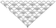 Шаль / Вязание крючком / Вязание крючком для начинающих
