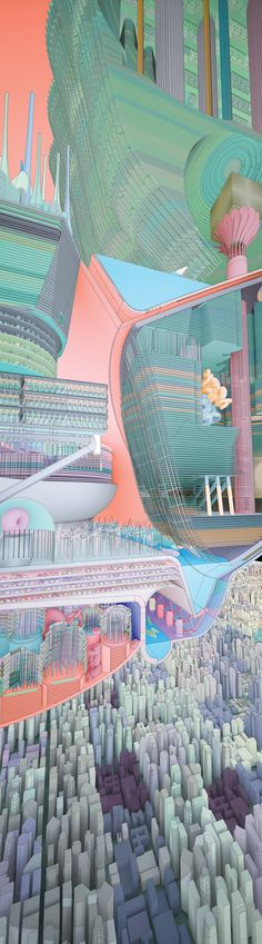 Kyle Branchesi, Scalefulness, 2014 - www.morphosis.com/
