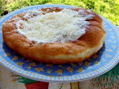 Kefires, hűtős lángos recept lépés 5 foto Kefir, Camembert Cheese, Dairy, Food And Drink, Pizza, Cooking, Health, Recipes, Kitchen