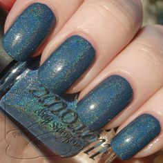 Colors by Llarowe Piece of Me Nail Polish Sale, Holo Nail Polish, Holographic Nail Polish, Nail Polish Colors, Piece Of Me, Hair And Nails, Nail Art, Rainbow, Things To Sell