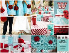 Maybe add in the teal? Super cute!