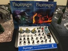 Must Contain Minis: Review: Frostgrave
