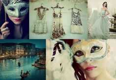 Still toying with the idea of ringing in the new year Masquerade style... ?