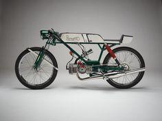 魅力的な改造モペッド:画像ギャラリー « WIRED.jp