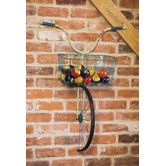 Evergreen Enterprises, Inc Front Basket Metal Bicycle and Planter Wall Decor – diy decoration