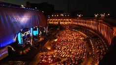 Lo Sferisterio gremito durante il festival di Musicultura Safari, Opera, Google, Blog, Italia, Popup, Tourism, Musica, Opera House