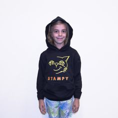 Stampy - Neon Youth Hoodie