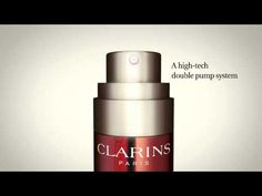 Introducing Clarins Double Serum Complete Age Control Concentrate - YouTube