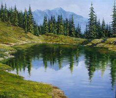 пейзажи горных рек и озер: 19 тыс изображений найдено в Яндекс.Картинках