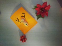 Biglietti auguri di Natale nocciolina