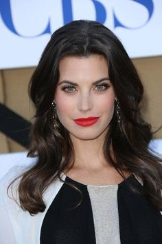 Meghan Ory photos, including production stills, premiere photos and other event photos, publicity photos, behind-the-scenes, and more.