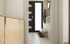 ARCHILAB architekti - interiér rodinného domu v Borinke, predsieň Bratislava, Tall Cabinet Storage, Architekti, Entrance, Divider, Furniture, Home Decor, Entryway, Decoration Home