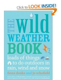 The Wild Weather Book: Loads of things to do outdoors in rain, wind and snow: Amazon.co.uk: Fiona Danks, Jo Schofield: Books