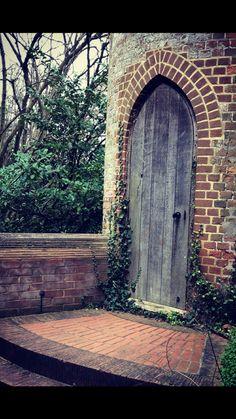Number2 Door to the Tower