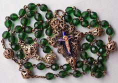 Rosenkranz rosary.