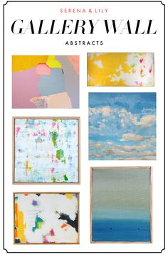 Kelly Market: ART FROM SERENA AND LILY