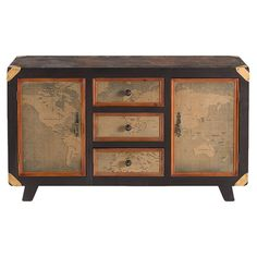 Magellan Console Table - Lofty Ideals on Joss & Main