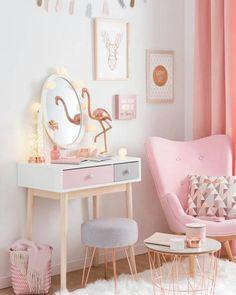 A delicadeza do cor de rosa, quem não ama flamingos? O blog...