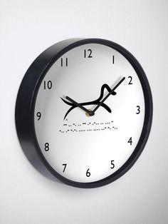 Minimalist Dachshund with morse code Clock Designed by MariaUusivirta. #dachshund #dachshundlove #dachshundowner #tectel #doxie #sausagedog #minimalist #minimalistdachshund #morsecode #blackandwhite #dachshundlove #dachshundowner #tectel #doxie #sausagedog #minimalist #simpledecor #dachshundart #art #blackandwhite #minimalistlove #simplelove #dachshundshirt #minimalistdog #dogshirt #doglover #minimalistlover #dogshirts #simpledog #dogart #dogdecor #linedog #mariauusivirtadesign Dachshund Shirt, Dachshund Love, Dog Shirt, Morse Code, Quartz Clock Mechanism, Minimalist Decor, Hand Coloring, Dog Lovers, Coding
