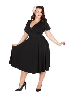 """The Spring/Summer 2015 Collection of the """"Lady Voluptuous"""" Lyra Dress - designed by..."""