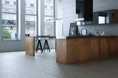 Grandes formatos - Tendencias - Hazlo con Cerámicos Patio, Interior, Kitchen, Terrazo, Furniture, Home Decor, Ideas, Environment, Color Trends