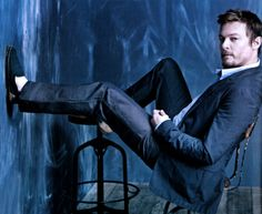Norman reeds magazine   Norman Reedus March 2011 Esquire Magazine - Norman Reedus Images ...