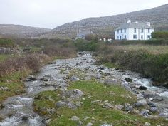 County Clare House Rental: Charming, Sea-side Heritage House At Foot Of Burren Nature Reserve | HomeAway