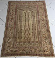 Exclusive ancient Turkish Panderma carpet Anatolia rug carpet Tapis Alfombra   eBay