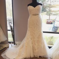 Plus size lace wedding gowns can be custom made to order for you by our US based design firm.  You can make any changes you want to any design.  We can also make #replicas of couture #plussizeweddingdresses for you that are very close the the original but cost much less.  Contact us for pricing and details at www.dariuscordell.com