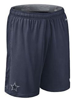 Dallas Cowboys Dri-FIT Mens Navy Official Training Shorts by Nike $35.95