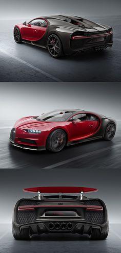 #Bugatti #BugattiChironSport #ChironSport