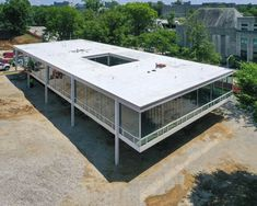 Mies van der Rohe design for Indiana University is being built, 70 years later | News | Archinect